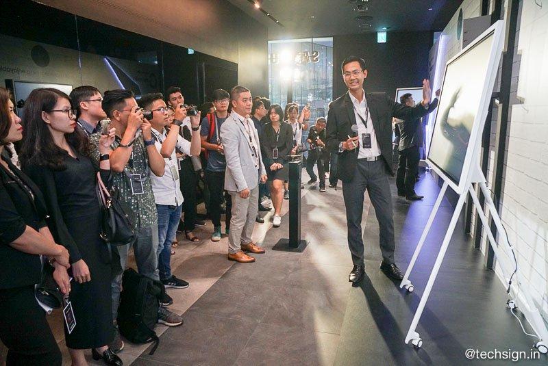 Ra mắt bảng tương tác Samsung Flip 2