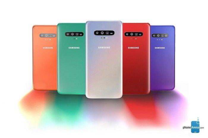 Samsung nhận bằng sáng chế thiết kế mới, có thể dành cho Galaxy S11