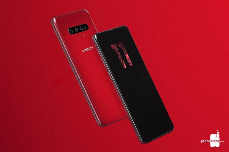 Samsung Galaxy S11 đã hoàn thiện phần thiết kế và cấu hình