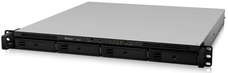 Synology ra mắt RackStation RS820+ / RS820RP+
