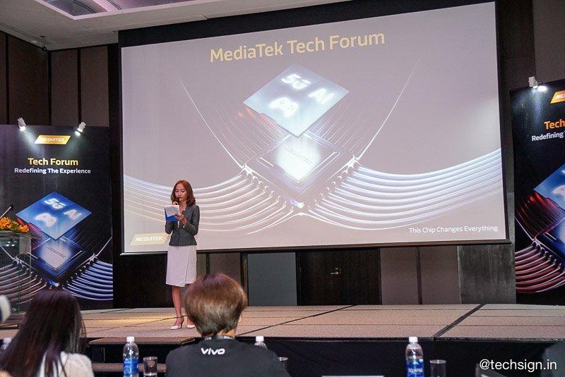 MediaTek tổ chức Tech Forum giới thiệu Helio G90 Series