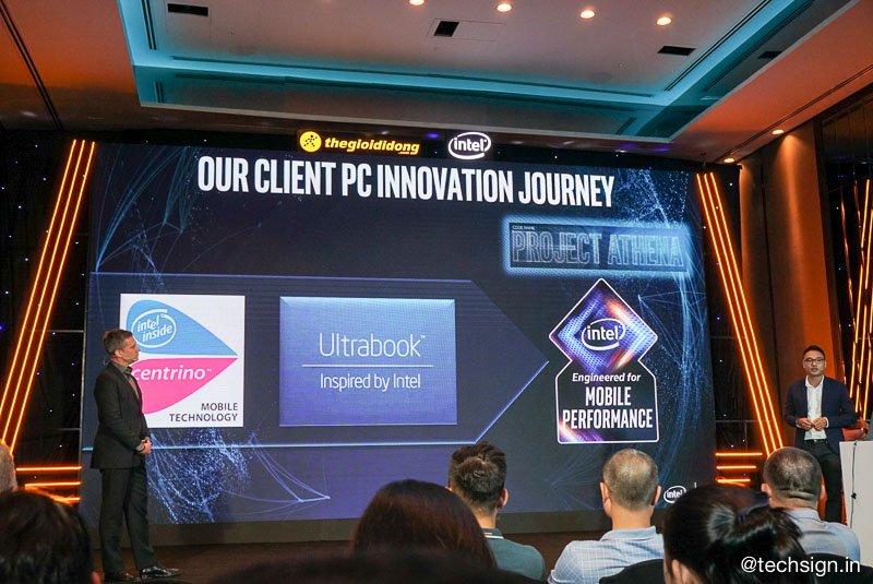Thế Giới Di Động phối hợp Intel ra mắt vi xử lý Intel Core thế hệ thứ 10