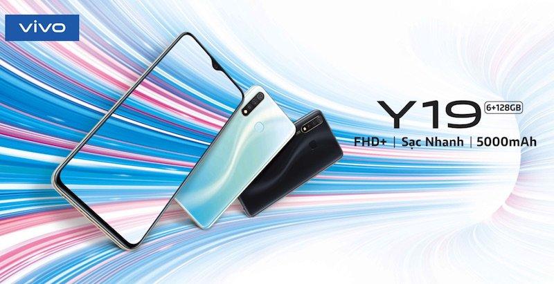 Vivo Y19 ra mắt ngày 1/11, nhấn mạnh dung lượng RAM khủng và giá sốc