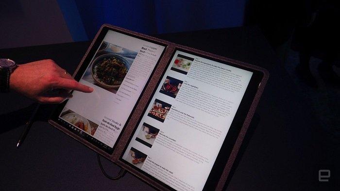 Windows 10X sẽ là hệ điều hành cho các thiết bị màn hình kép của Microsoft