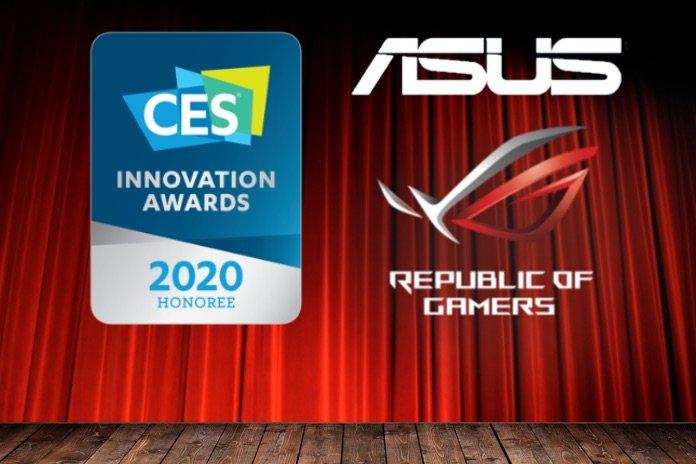 ASUS có 11 sản phẩm chiến thắng giải sáng tạo CES 2020 Innovation Awards
