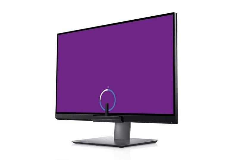 Dell giới thiệu màn hình có sẵn công cụ cân chỉnh màu