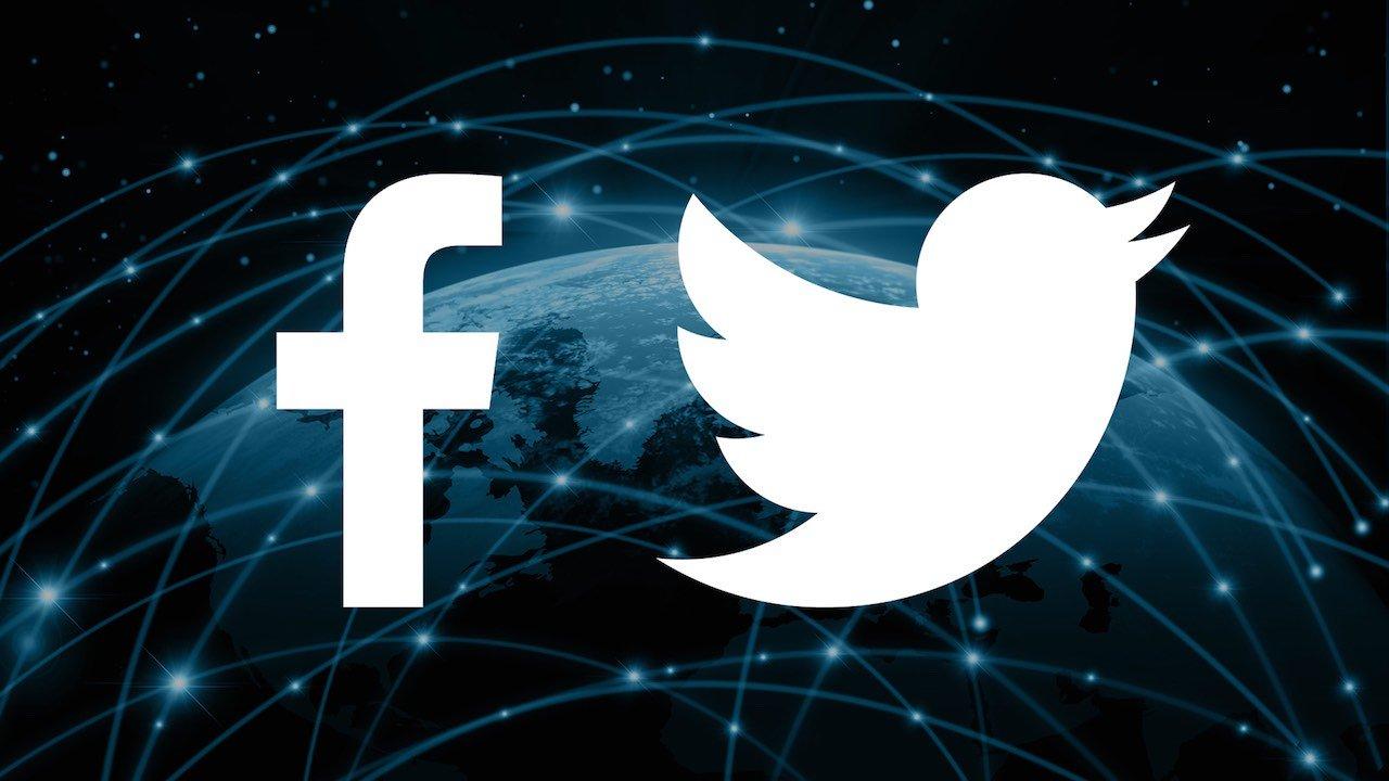 Dữ liệu người dùng Facebook và Twitter lại tiếp tục bị xâm phạm