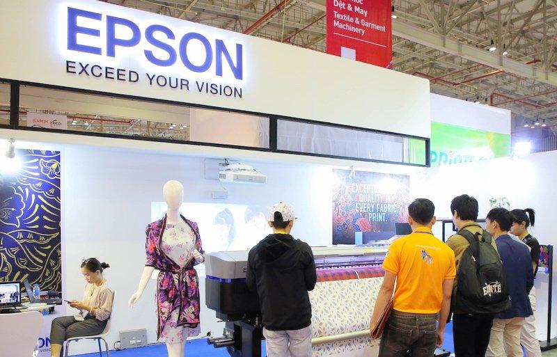 """Epson ra mắt chiến dịch truyền thông """"Go Big"""""""