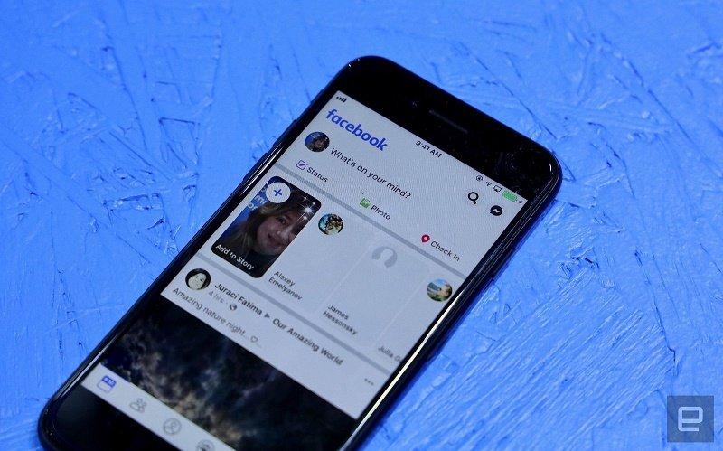 Ứng dụng Facebook âm thầm kích hoạt camera iPhone của bạn