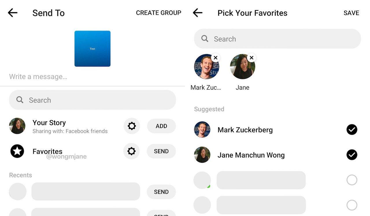 Facebook đang thử tính năng Close Friends giống Instagram