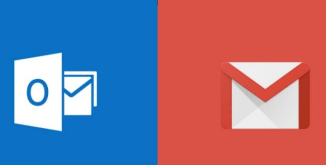 Microsoft tích hợp Gmail, Google Drive và Calendar vào Outlook.com