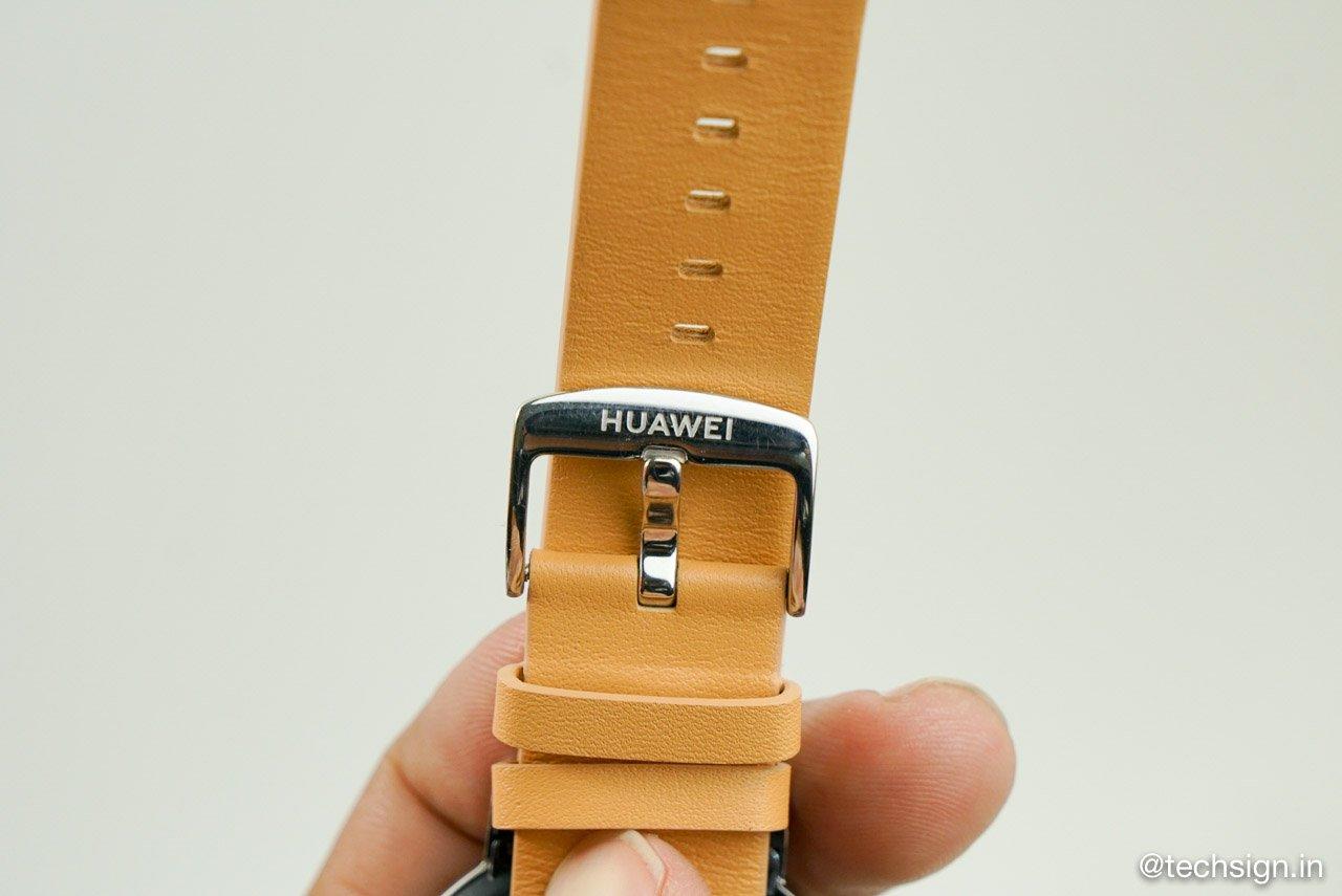 Huawei Watch GT2 bản 42mm:đẹp, pin lâu, hỗ trợ tập thể thao tốt