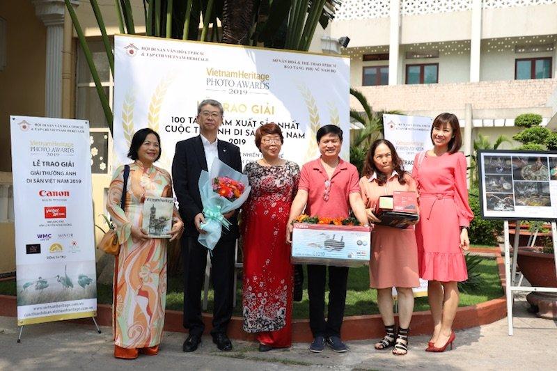 Canon cùng tạp chí Heritage trao giải ảnh Di Sản Việt Nam 2019