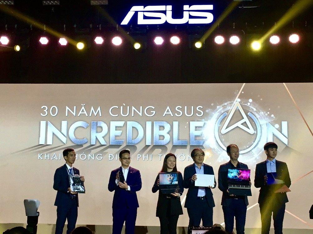 Khai mạc ASUS EXPO 2019: Siêu triển lãm công nghệ kỷ niệm ASUS 30 năm