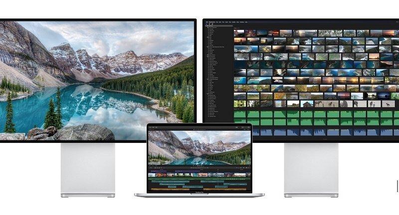 MacBook Pro 16 inch có thể kết nối thêm bao nhiêu màn hình?