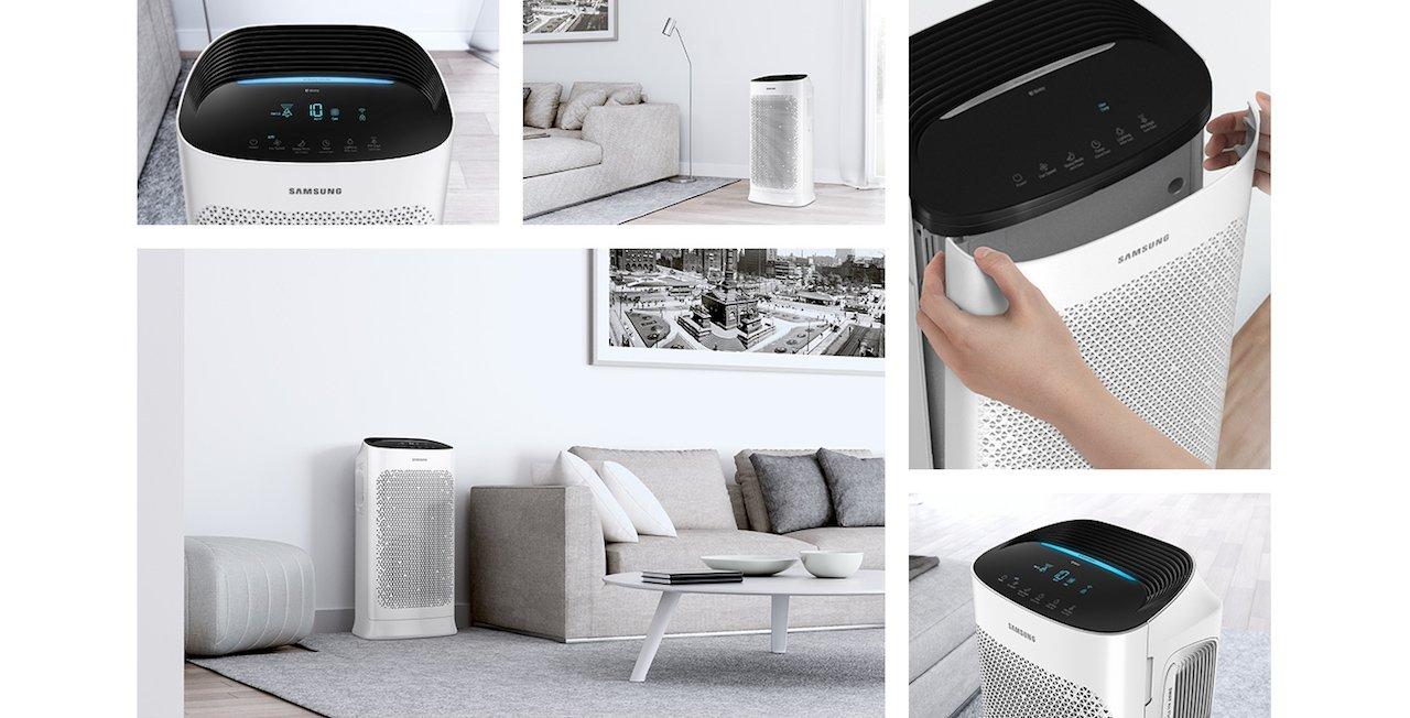 Samsung ra mắt 4 máy lọc không khí tại thị trường Việt, giá từ 6,4 triệu đồng