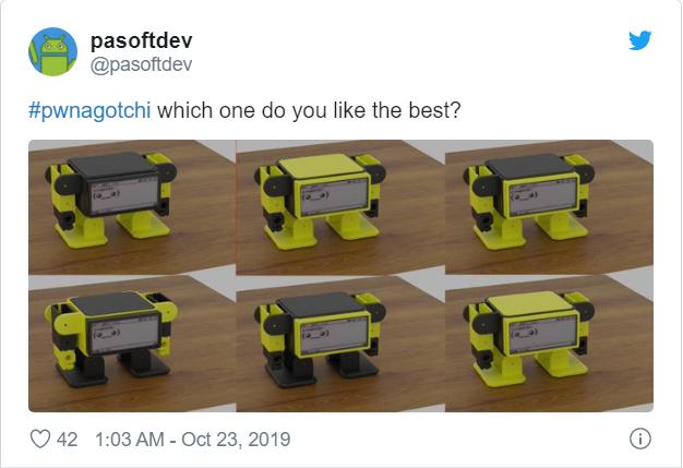 Biến máy nuôi gà ảo thành công cụ hack Wi-Fi thú vị