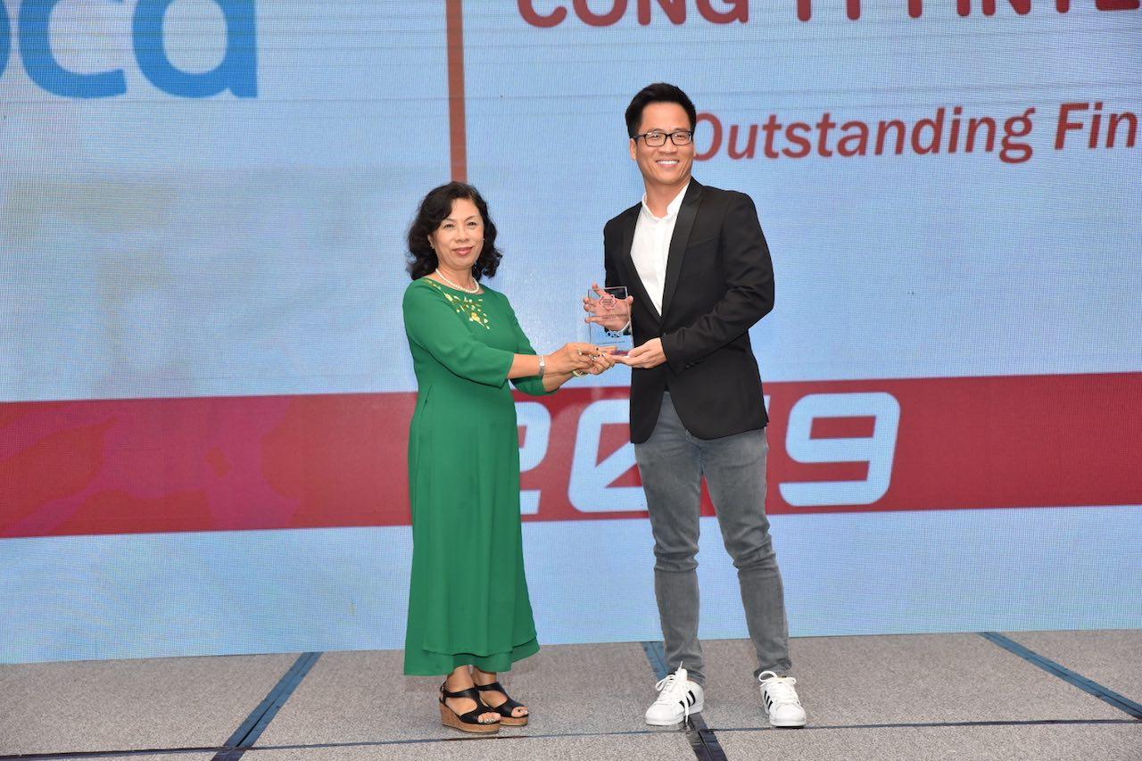 Moca được vinh danh Công ty Fintech tiêu biểu năm thứ 3 liên tiếp