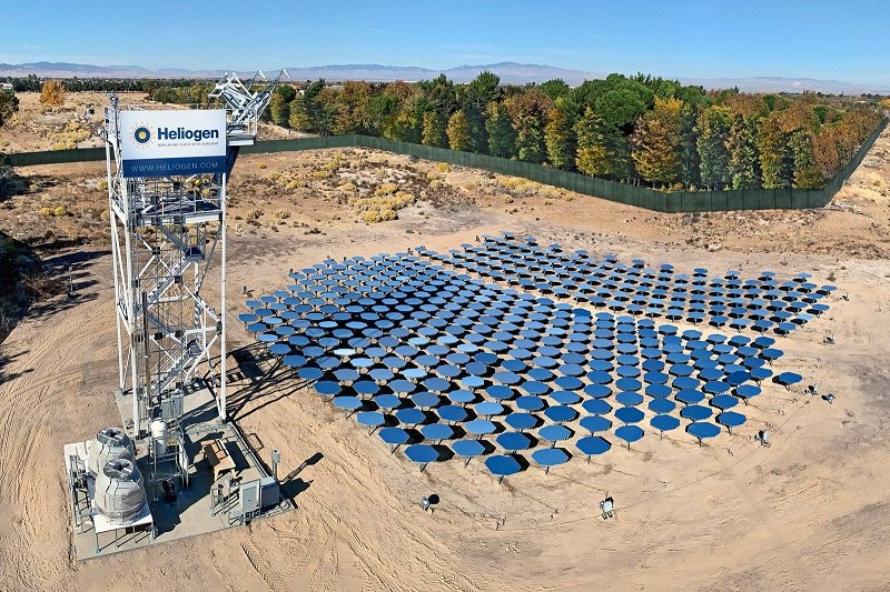 Năng lượng mặt trời sẽ sớm thay thế nhiên liệu hóa thạch