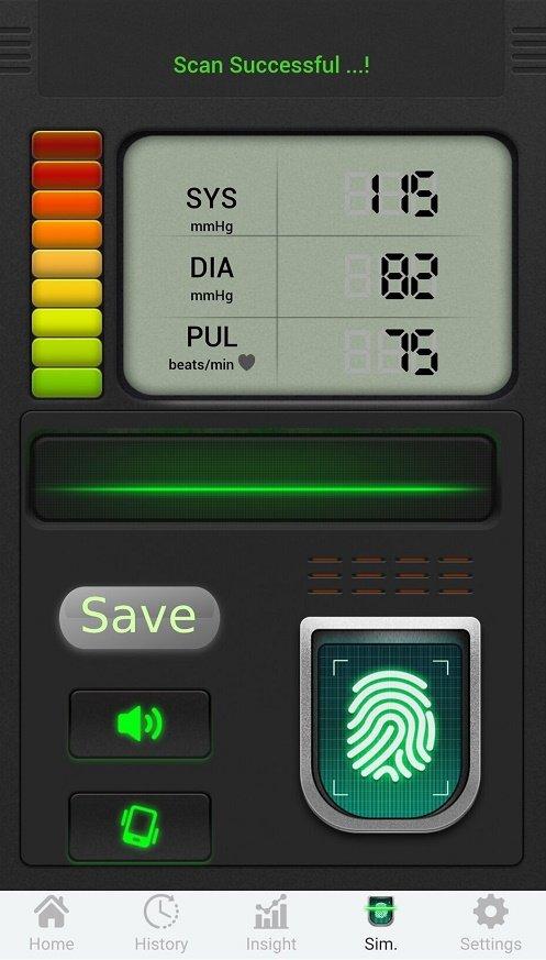 Cảnh báo: nên ngừng sử dụng các ứng dụng đo huyết áp
