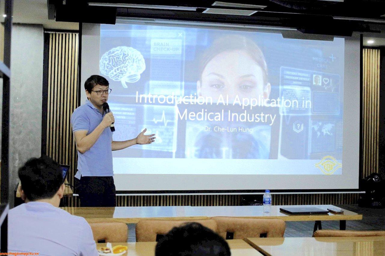 Hội thảo ứng dụng AI trong các giải pháp máy trạm