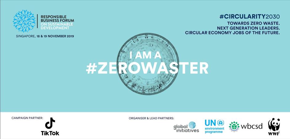TikTok lan toả chiến dịch #zerowaster