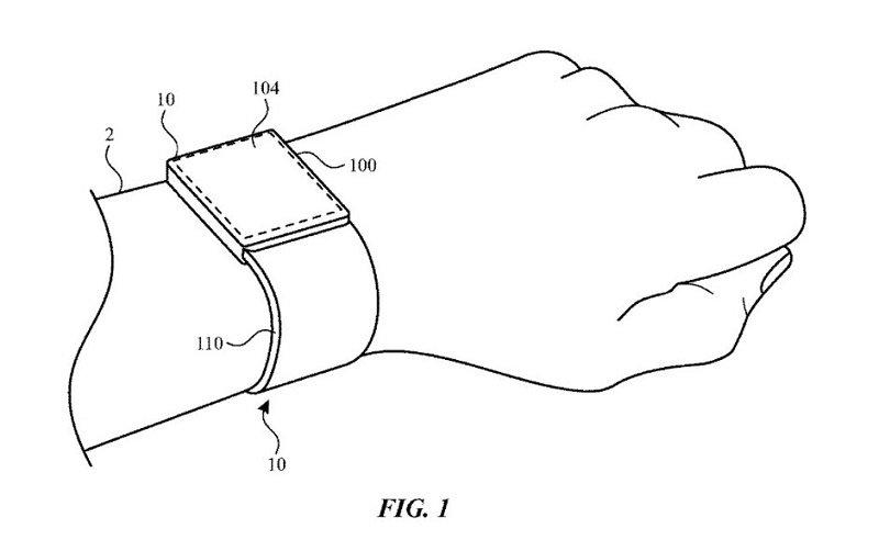 Táo Khuyết muốn tích hợp Touch ID trong màn hình cho Apple Watch