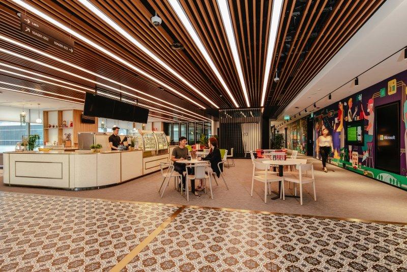 Microsoft khánh thành Trung tâm Trải nghiệm Công nghệ tại Singapore