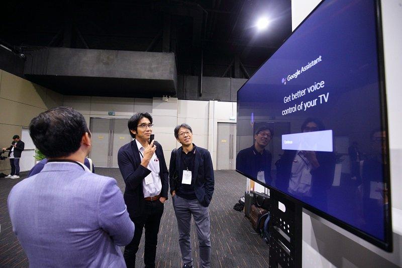 VinSmart công bố Smart TV dùng hệ điều hành Android TV của Google