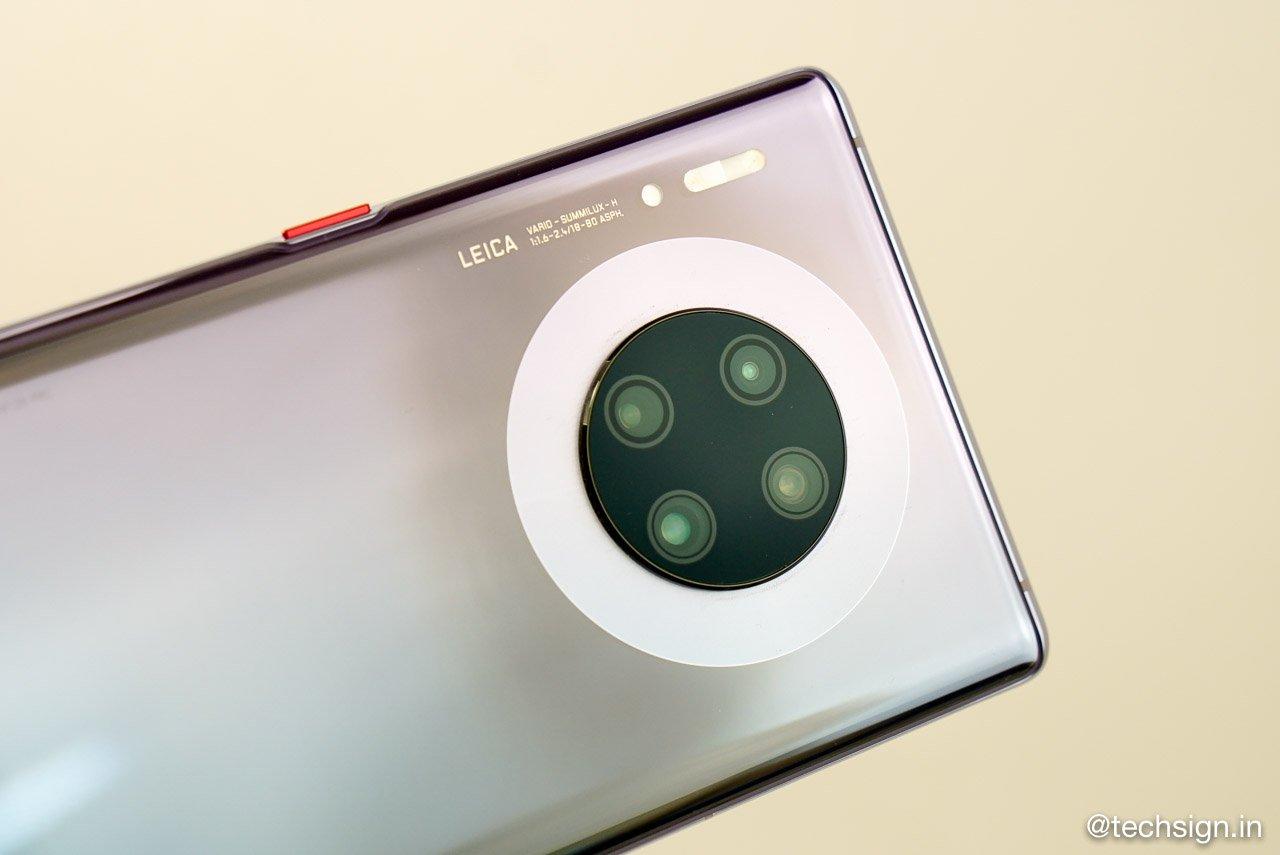 Ảnh Huawei Mate 30 Pro