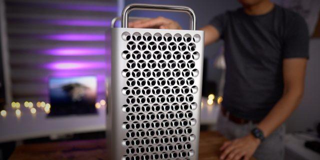 Apple thêm tùy chọn ổ cứng SSD 8TB cho Mac Pro mới