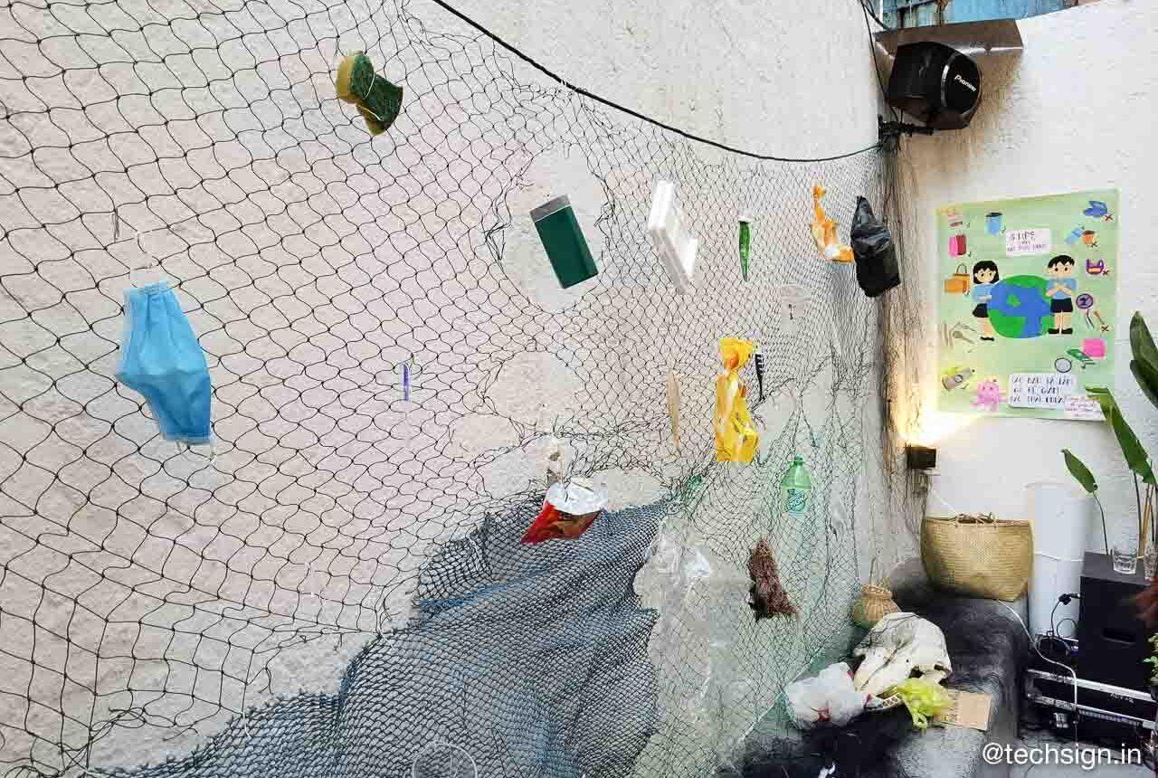 Những loại rác nhựa phổ biến tìm thấy trên biển