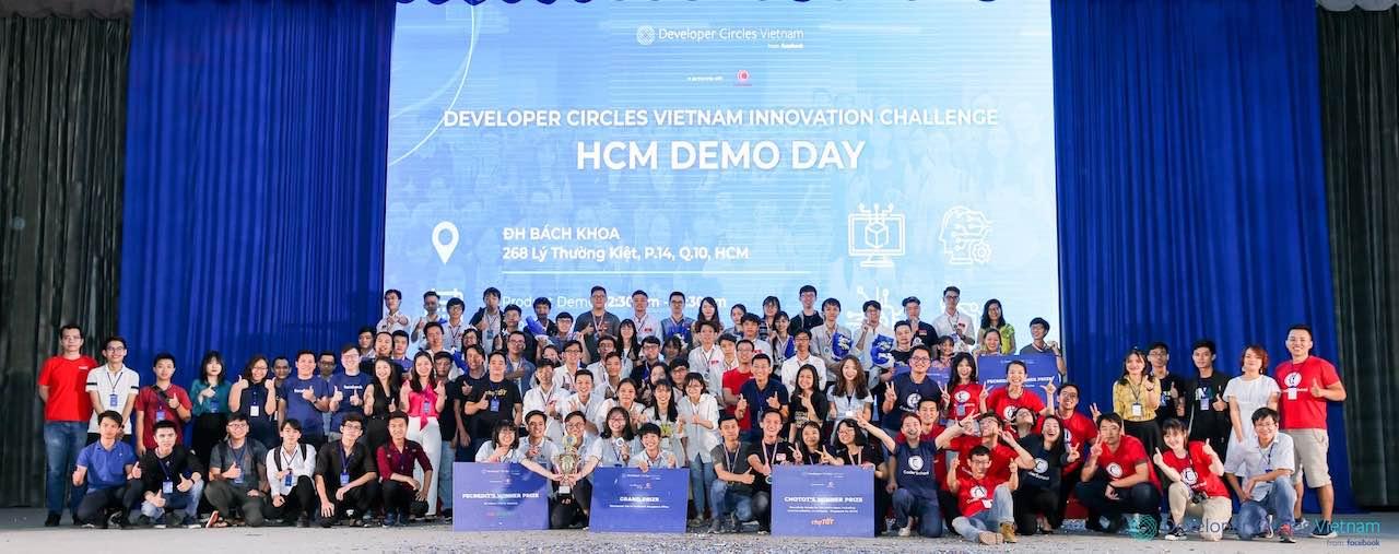 Facebook đã tìm ra nhà vô địch Developer Circles Vietnam Innovation Challenge