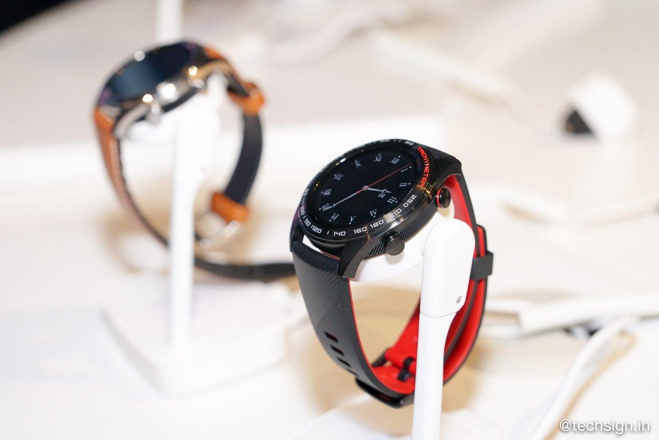 Honor 9X ra mắt cùng đồng hồ và vòng đeo tay thông minh