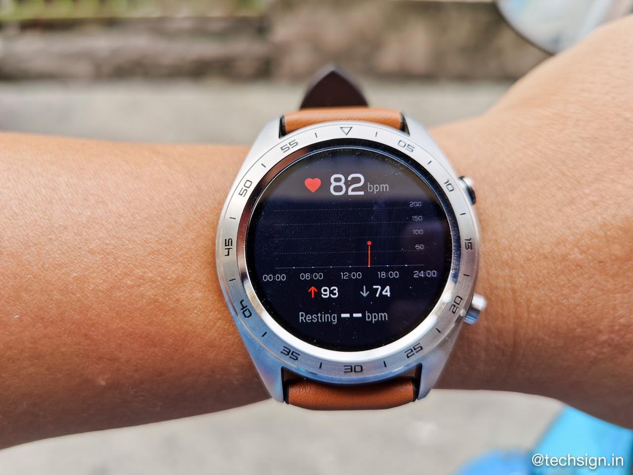 Honor Watch Magic: nhẹ, đẹp, chức năng vừa đủ