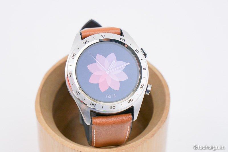Honor Watch Magic: chiếc smartwatch đẹp và tiện dụng