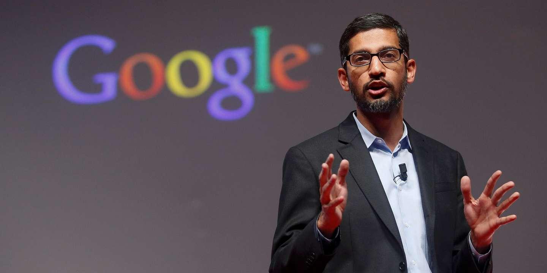 Larry Page và Sergey Brin đưa Sundar Pichai thành CEO của Alphabet
