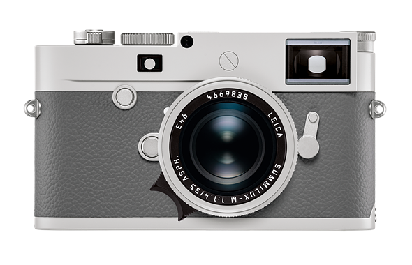 Leica ra mắt máy ảnh M10-P Ghost Edition phong cách ma mị và cổ điển
