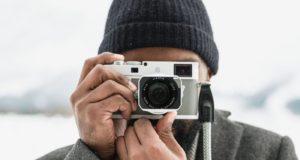 Leica ra mắt máy ảnh M10-P Ghost Edition