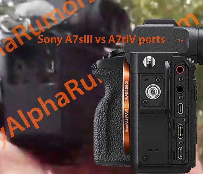 Lộ diện một số hình ảnh của máy ảnh Sony A7sIII
