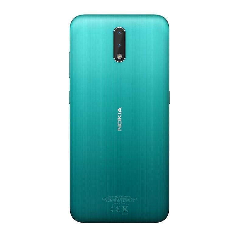Nokia 2.3 ra mắt: camera kép, pin 2 ngày, hỗ trợ AI