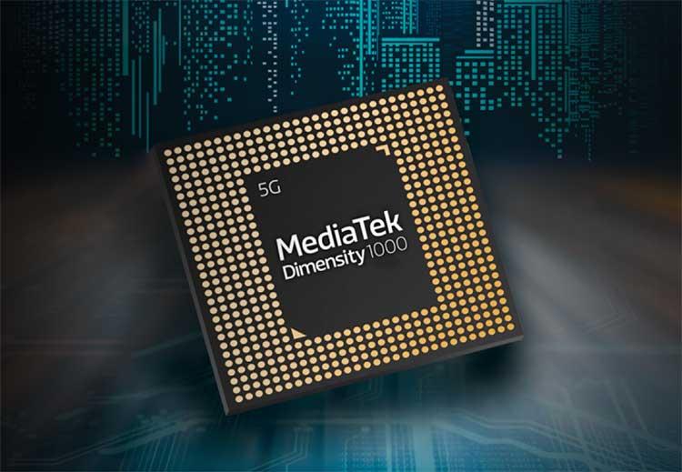 OPPO là thương hiệu đầu tiên ra mắt smartphone tích hợp chip Dimensity 1000