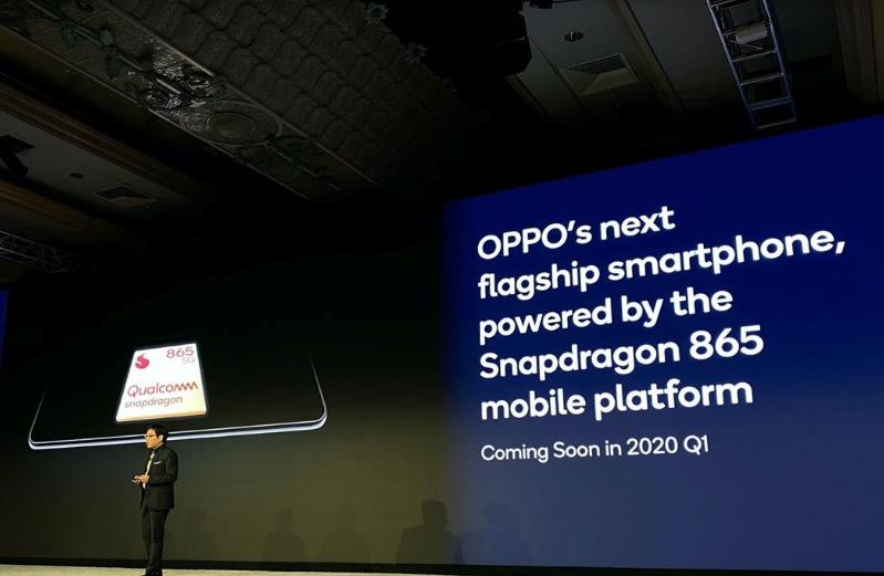 OPPO sắp ra mắt smartphone 5G trên nền tảng của Qualcomm