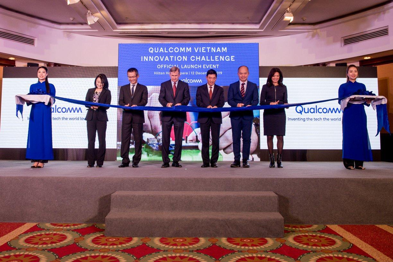 Qualcomm phát động thử thách cho các công ty công nghệ tại Việt Nam