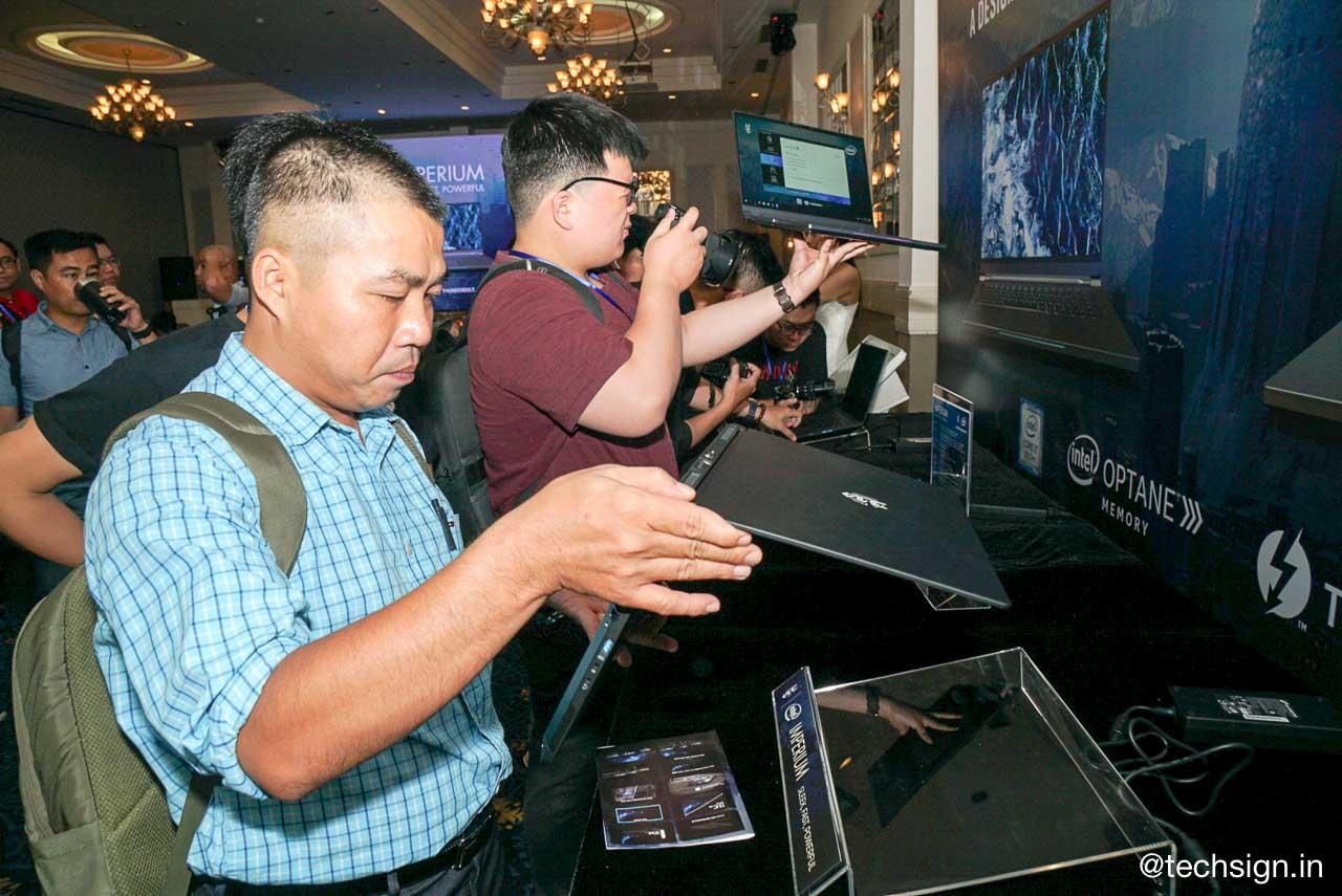 Ra mắt laptop gaming thương hiệu Việt VGS Imperium, Intel là nhà sản xuất
