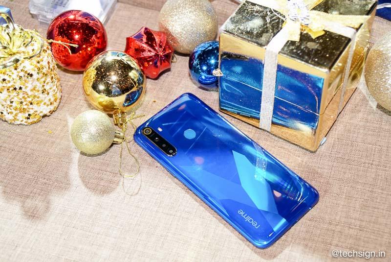 Ra mắt Realme 5s, bán độc quyền tại Thế giới Di động từ 14/12