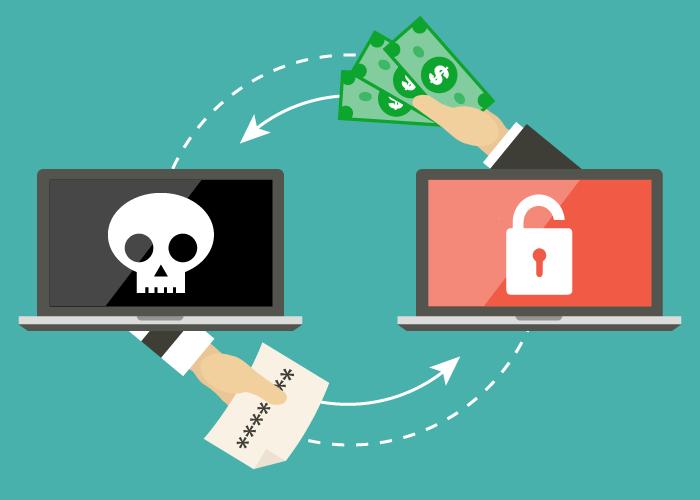 Mã độc tống tiền và phương pháp bảo vệ
