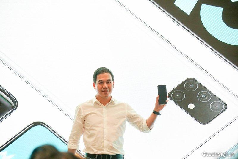 Việt Nam là nước đầu tiên Samsung ra mắt Galaxy A51