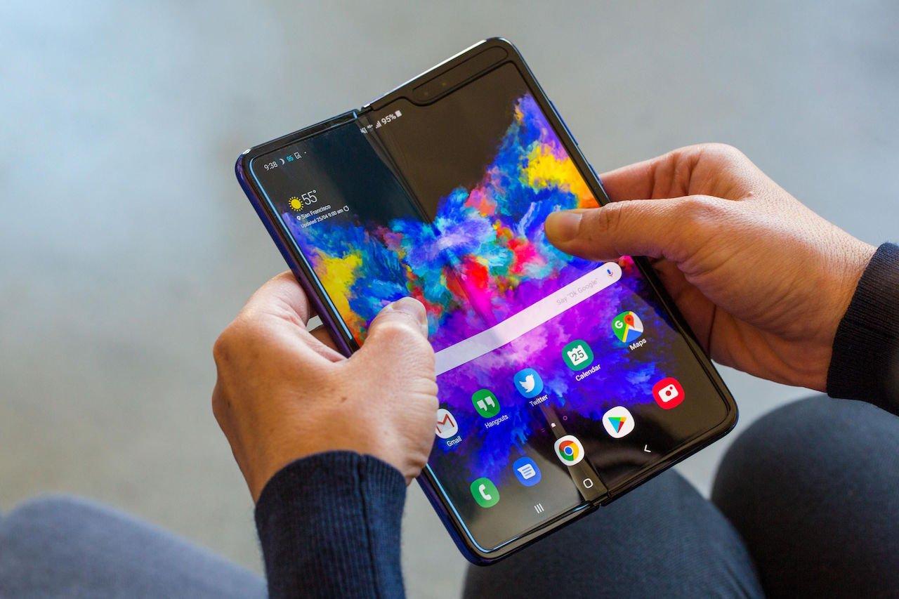 Samsung đã bán được 1 triệu máy Galaxy Fold