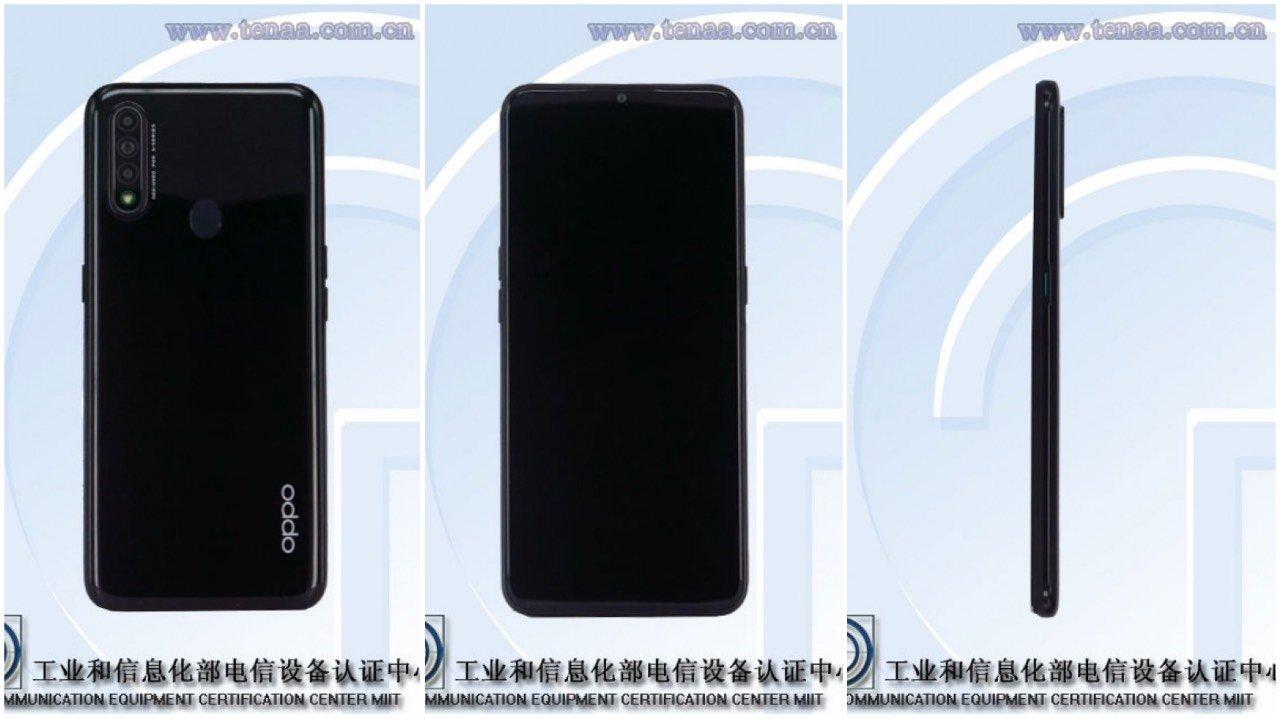 Smartphone OPPO 6,5 inch với 3 camera xuất hiện trên TENAA